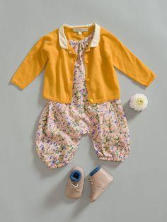 La collection bébé de Caramel baby