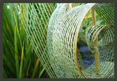 produced, using a patented method which releases the muka or fibre within the flax leaf. Furthermore, the harakeke plant is considered sacred by the Maori people of New Zealand, who Flax Flowers, Paper Flowers, Modern Floral Arrangements, Flower Arrangements, Home Garden Design, Garden Art, Flax Weaving, Basket Weaving, Maori Patterns