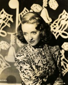 Bette Davis, 1937