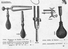 storia dell' audiologia, audiology history, histoire de l'audiologie