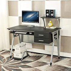 PC Desk Computer Table Office Furniture Home Dorm MDF Desktop