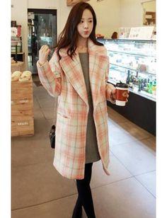 England Style Sweet And Cute Woolen Coat #breakicetrends #Women's Fashion