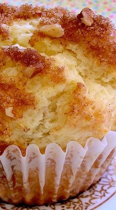 Sour Cream Coffee Muffin