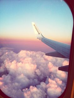 airplane view!