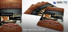 Flyers - LM Interiores