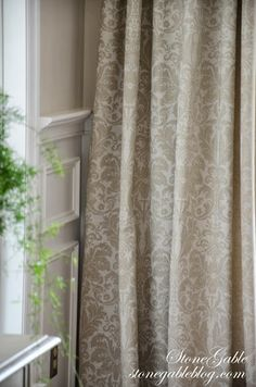 curtain windows draped to sashed pinterest dining room curtains