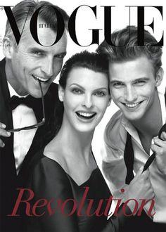 Vogue Italia Cover #magazine #cover
