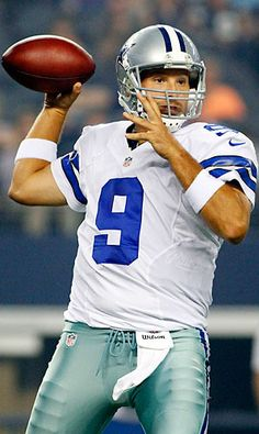 Tony Romo & the #Cowboys have a history of producing big games against the #Giants defense.