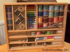 vintage sewing room - Google Search