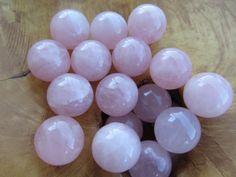 20 mm Rose Quartz Stone Sphere