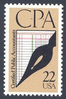 Certified Public Accountants Issue (CPA) United States, 1987.