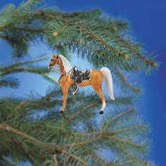Western Retro Horse Ornament by Breyer