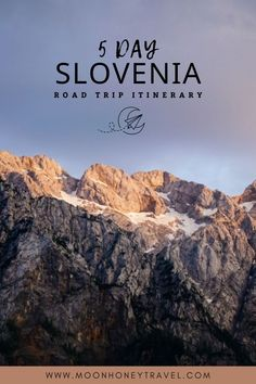 A dreamy 5-day Slovenia road trip for anyone who loves the mountains, idyllic valleys, and hidden farm stays. In 5 days, you'll visit Velika Planina, Logar Valley, Robanov Kot, Jezersko and Lake Bled. #slovenia #visitslovenia #travelslovenia #europetravel #sloveniaitinerary #travelitinerary #travel #kamnikalps #alps #alpsinsummer Road Trip Packing, Road Trip Europe, Road Trip Essentials, Road Trip Hacks, Visit Slovenia, Bled Slovenia, Slovenia Travel, Best Road Trip Snacks, Travel Ideas