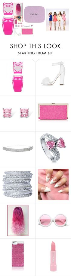 """""""Going Out With Girl's Day 2nite"""" by kpopisbae4life ❤ liked on Polyvore featuring Topshop, Palm Beach Jewelry, Oasis, BERRICLE, Chamak by Priya Kakkar, ZeroUV, Frontgate, Forever 21, kpop and girl"""