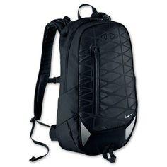 1dc99592888 (BA4721-030) Nike Cheyenne Vapor 2 Backpack  Black Metallic Silver
