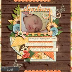 Sweet Shoppe Designs :: 1 Page Layout Templates :: Cindy's Layered Templates - Half Pack 56 by Cindy Schneider