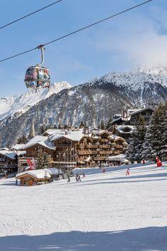 More than just a skiing holiday, Condé Nast Johansens explores the splendor of Courchevel this winter.