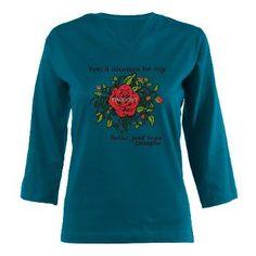 New #Twilight Saga #Design #My Bella 3/4 Sleeve T-shirt (Dark)