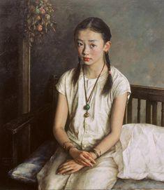 Qi Qi Zhao Kailin Nació en diciembre de 1961, en Bengbu, China. Se graduó en la Academia Central de Arte en Beijing en 1991. Dejó China para instalarse en Estocolmo, Suecia, del 1992-1994. En el 20…
