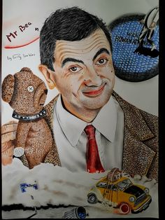 But many people often wonder what does mr bean do when hes not mr mr bean by billypowerart solutioingenieria Image collections