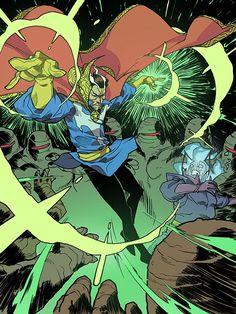 Doctor Strange xshaunx deviant art
