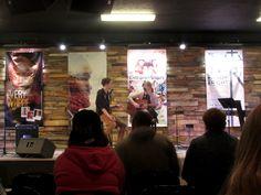 Meg & Trent, Small Vocal Ensemble