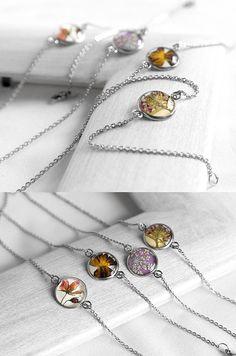 Merry christmas gift bracelet for sister Friendship by KvitkaSonze