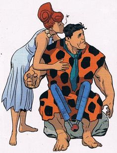 Scooby-Doo Team-Up #7 - Scooby-Doo, When Are You? (Issue) |Scooby Doo Meets The Flintstones