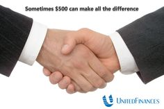 If you thought taking out that emergency personal loan requires hours of paper work, laborious verifications, declined applications and loads of waiting time, think again. Now, getting the much needed personal loan is as easy as checking your email.  http://www.unitedfinances.com/500-loan-no-credit-check/