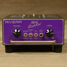 Rivera Mini RockRec Loadbox w/Built in Cab Simulator MINT | Reverb