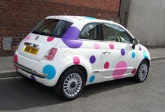 Styling: I want to put some stickers on my wifes 500 - The FIAT Forum