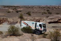 Race2Recovery Team @ Dakar 2014
