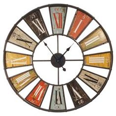 Davenport Wall Clock