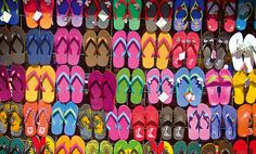 Flip Flops! Everyday Objects Jigsaw Puzzle
