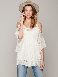 Loving on this lace top