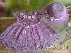 Materiales gráficos Gaby: Prendas de verano en crochet para niñas y damas