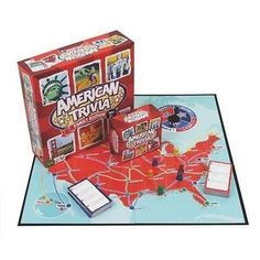 nice Trivia Game - American Trivia Family Edition Board Game (Ages 9+) - For Sale Check more at http://shipperscentral.com/wp/product/trivia-game-american-trivia-family-edition-board-game-ages-9-for-sale/