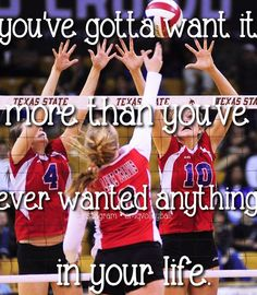 By: νσℓℓєувαℓℓ вєαυту ♡ (VolleyballBeaut) Volleyball Posters, Volleyball Drills, Volleyball Quotes, Softball, Nora Roberts, John Green, Volleyball Inspiration, How To Be Likeable, Actors & Actresses
