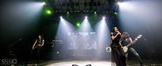 "Tarja Turunen and her band: Alex Scholpp, Max Lilja, Tim Shreiner, Kevin Chown and Christian Kretschmar live at ""Metal Female Voices Fest"", Oktoberhallen, Wieze, Netherlands. 23/10/2016 #tarja #tarjaturunen #theshadowshows #tarjalive PH: SHARQ Photography http://mcsharq.nl/metal-female-voices-fest-xiii-212223-oktober-oktoberhallen-wieze/"