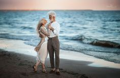Russian Photographer Captures Beautiful Elderly Couple To Show That Love Transcends Time   Bored Panda