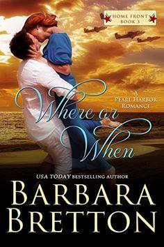 Barbara Bretton - Where or When / #awordfromJoJo #HistoricalRomance #BarbaraBretton
