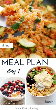 Clean Eating Challenge & Meal Plan (The First One Clean Eating Meal Plan, feat. Start the clean eating challenge, enjoy these healthy recipes to have more energy, lose weight and feel better overall! The plan in Clean Eating Grocery List, Clean Eating Meal Plan, Grocery Lists, 21 Day Clean Eating Challenge, Eating Schedule, Clean Eating Recipes, Clean Eating Snacks, Healthy Eating, Healthy Food