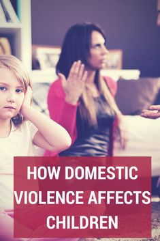 Domestic violence is one of the worst examples of humanity. Learn how domestic violence affects children and what to teach children about domestic violence.