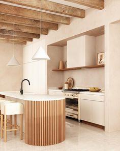 Studio Kitchen, Home Decor Kitchen, Kitchen Interior, Kitchen Design, Interior Design Services, Interior Design Inspiration, Home Interior Design, Studio Interior, Minimalist Room