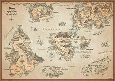 Fantasy Map Making, Fantasy City Map, Fantasy World Map, Fantasy Art, Cartographers Guild, Imaginary Maps, World Map Design, Environment Design, City Maps