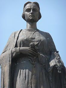 Hürrem Haseki Sultan (1500 – 15 April 1558) (née Roxelana or Alexandra Anastasia Lisowska) was the wife and haseki sultan of Suleiman the Magnificent. She was one of the most powerful women in Ottoman history and a prominent figure during the sultanate of women. She achieved power and influenced the politics of the Ottoman Empire through her husband and played an active role in state affairs of the Empire.