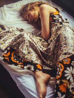 """Sunshine Daydream"" Hedvig Palm for Vogue Australia July 2015"