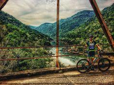 Ponte de Ferro sobre o Rio das Antas  #Strava #Pedal #Love #bike #beautiful #nature #mtb #climb #photo #world #shimano #serragaucha #calor #ponte #riodasantas #ciclismo #trilha #mato #saude #happy #bruto #relive #crazy #morros #mountainbike #peace #beautifulday #extreme #doleitorpio #biker