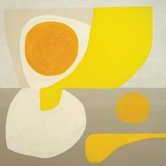 Painting by Stephen Ormandy Inspired by a fried egg?