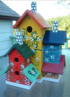 Decorative Birdhouses Etsy.Inc.